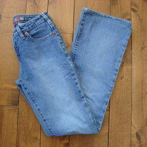 Parasuco Denim Cult Denim Flared Boho Jeans ~ 26